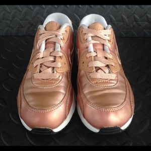 new concept bd767 f623b Nike Shoes - (859562-900) GIRL S NIKE AIR MAX 90 SE LTR size